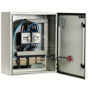PRAMAC LOAD TRANSFER SWITCH LTS 45A THREE-PHASE