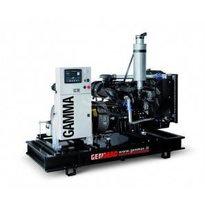 GENMAC GAMMA-GAS G40GO-LPG THREE-PHASE 40 KVA LPG GAS - STAMFORD ALTERNATOR