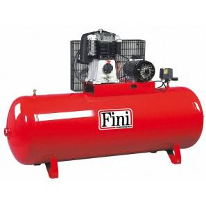 FINI ADVANCED MK 103-200-3M COMPRESSORE DA 3 HP - SERBATOIO 200 lt