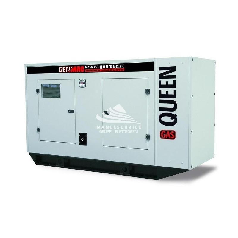 GENMAC QUEEN-GAS G60GS-LPG 60 KVA GAS GPL