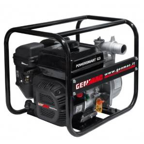 GENMAC G3T TRASH ENGINE DRIVEN PUMP