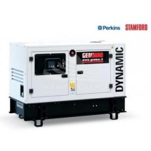 GENMAC STRONG-G30PS-E3 30 KVA DIESEL