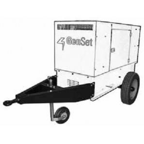 GENSET SLOW TOWING TROLLEY GRT2W FOR MG/MGF SERIES - 2