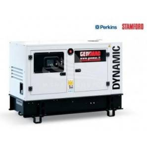 GENMAC DYNAMIC RG21KS-E3 15 KVA DIESEL