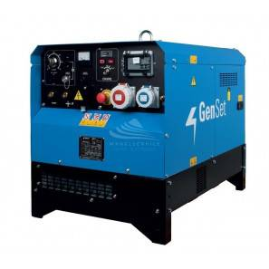 GENSET MPM 6/230 S-L - ENGINE DRIVEN WELDER 6 KVA