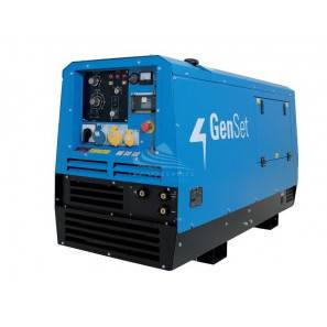 GENSET MPM 500 Y - ENGINE DRIVEN WELDER 10 KVA