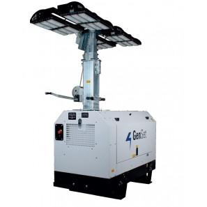 GENSET LT 5500 SY-L - LIGHT TOWER 4 KVA