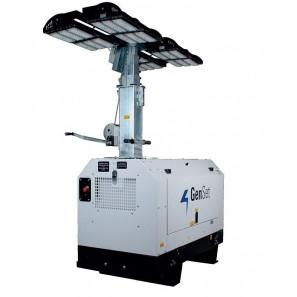GENSET LT 10000 K - LIGHT TOWER 9 KVA