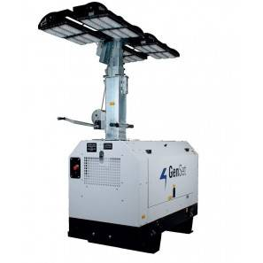 GENSET LT 10000 K - LIGHT TOWER LED 9 KVA
