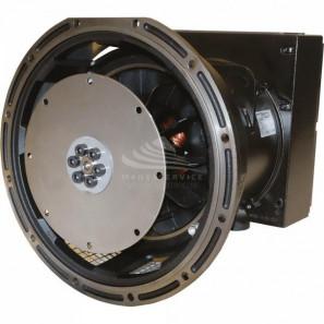 NSM ZR132 XSB - SINGLE PHASE/THREE PHASE ALTERNATOR 10 KVA AVR