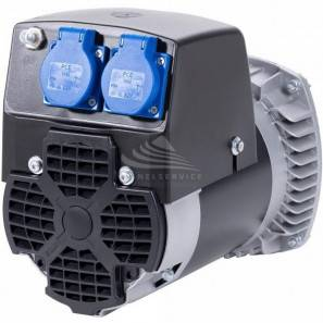 NSM KR80 D - SINGLE PHASE ALTERNATOR 2.7 KVA AVR