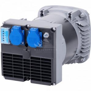 NSM KR100 E - ALTERNATORE MONOFASE 4.2 KVA AVR