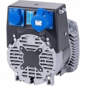 NSM K112 H - SINGLE PHASE ALTERNATOR 7 KVA CAPACITOR