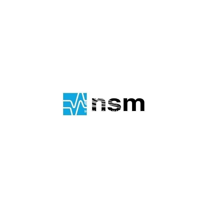 NSM N.1 DUPLEX 125V 20A 3P + N.1 TWIST-LOCK 125/250V 30A 4P + N.2 THERMAL SWITCHES