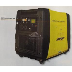 LTF RP56GGEI GENERATORE MONOFASE BENZINA 5.2 KW INVERTER