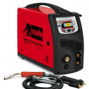 TELWIN TECHNOMIG 240 WAVE 230V