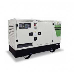GENERATOR SET GP18S-PW-M - SOUNDPROOF - MANUAL CONTROL PANEL