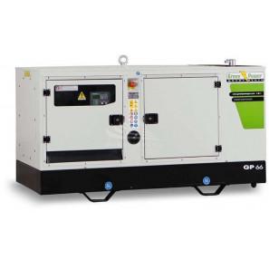 GREEN POWER GP50S/P-N SUPER SILENZIATO CON ALTERNATORE COMPOUND-LINZ (CENTRALINA MANUALE)