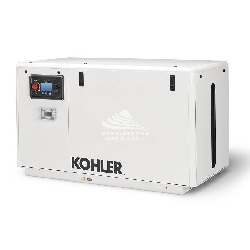Kohler 55efozdj Three Phase 69 Kva 50 Hz Marine Generator Set Ecommerce Manelservice