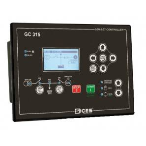 SICES GC315 PLUS Automatic mains failure genset controller