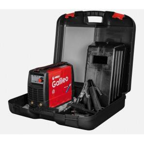 HELVI GALILEO 175 Inverter di Saldatura DC MMA TIG con Kit Carry Case