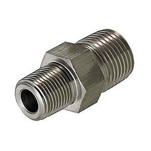 LARIUS Nipplo alta pressione cilindrico 35017 M16x1.5