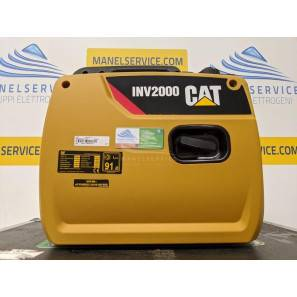 CAT CATERPILLAR P INV2000 GENERATORE SILENZIATO 2 KW INVERTER