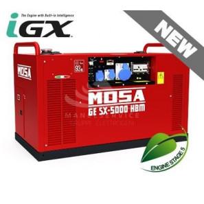 MOSA GE SX-5000 HBM