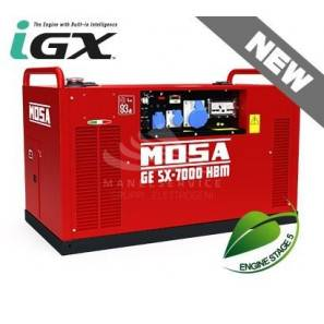 MOSA GE SX-7000 HBM