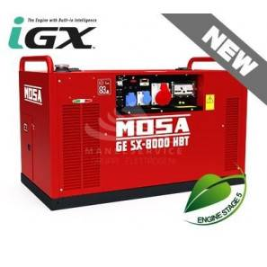 MOSA GE SX-8000 HBT
