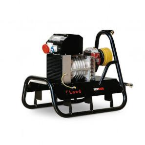GENMAC Urban G15000KS Diesel Gruppo Elettrogeno Trifase 3000 rpm 15 KVA 12 KW AVR