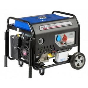 AXO AEGE 6501T Three Phase Petrol Avr Generator 6.5 Kva 5.2 KW