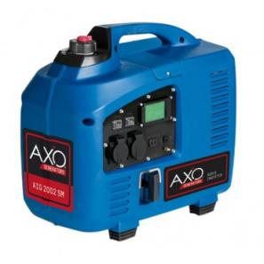 AXO AIG 2002SM Single Phase Petrol Inverter Generator 2.2 kVA 1.76 kW