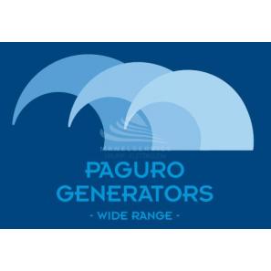 VTE PAGURO COMMUTATORE MANUALE GENERATORE/BANCHINA