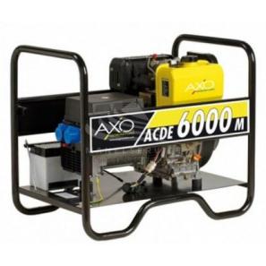 AXO ACDE 6000M Diesel Generator 6 KVA 4.8 KW