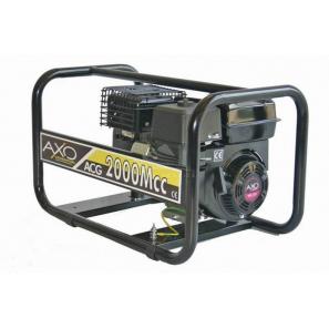 AXO ACDE 2000M + CC Single Phase Petrol generator 1.6 KVA