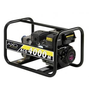 AXO ACG 4000M Single Phase Petrol Generator 4.2 KVA 3.4 KW