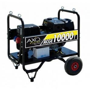 AXO ACGE 10000T Three Phase Compound Petrol Generator 10 KVA 8 KW