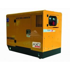 AXO AEDE 12000ST Diesel Three Phase Avr generator 14 KVA 11.2 KW