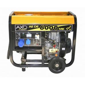 AXO AEDE 6000MK Single Phase Diesel Avr Generator 5 KVA 4 KW