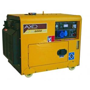 AXO AEDE 6001SM Gruppo Elettrogeno Diesel Silenziato Avr 5 KVA 4 Kw