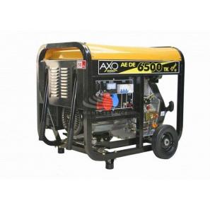 AXO ACDE 6500TK Semi-silent Three Phase Diesel Avr Generator 6 Kva 4.8 KW