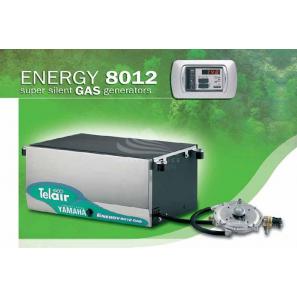 TELAIR ENERGY 8012G CON PANNELLO DI COMANDO AUTOMATICO