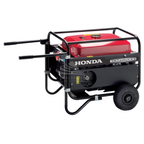 HONDA ECMT 7000 With wheels and transport handles