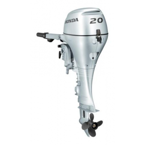 HONDA Outboard BF 20 LRU 56 cm Shaft With Remote 14.9 kW 350 cm³