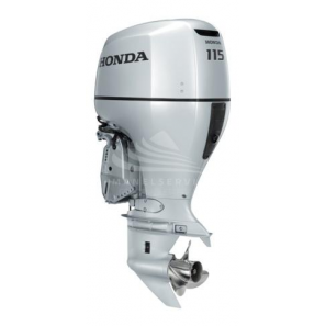 HONDA Outboard BF 115 XU 63 cm Shaft 84.6 kW 115 Hp Displacement 2354 cm³