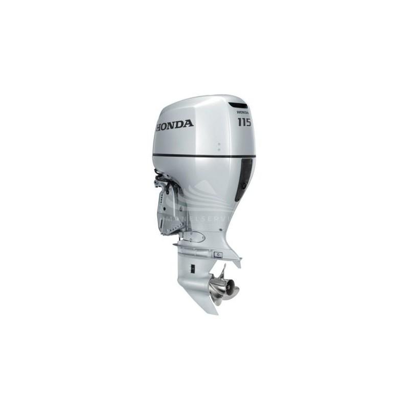 HONDA BF 115 XU Outboard Engine 84.6 kW 115 Hp
